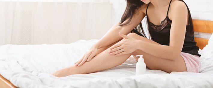 Intensywnie regenerujący balsam do ciała