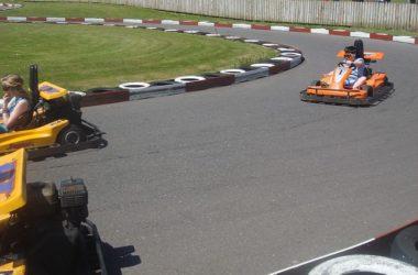 Od gokartów do bolidu Formuły 1